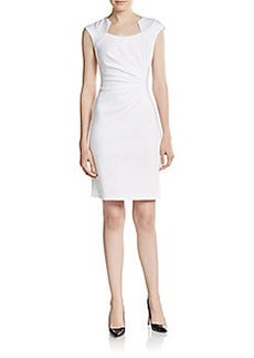 Calvin Klein Contour Neck Dress