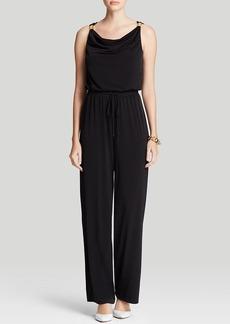 Calvin Klein Cowl Neck Jumpsuit