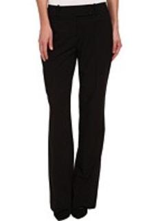 Calvin Klein Curvy Solid Pant