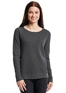 Calvin Klein Distressed Fleece Tunic