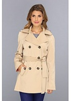 Calvin Klein Double Breasted Trench Coat CW442028