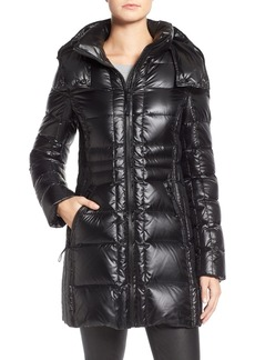 Calvin Klein Down Jacket with Detachable Hood