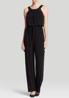 Calvin Klein Embellished Jumpsuit