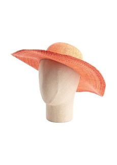 Calvin Klein firefly space dyed star floppy sun hat