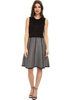 Calvin Klein Fit & Flare Sweater Dress