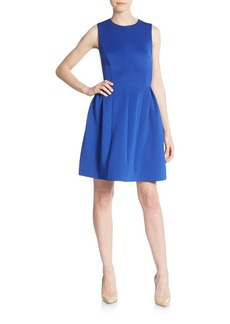 Calvin Klein Fit-And-Flare Dress
