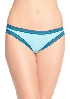 Calvin Klein 'Flourish' Bikini (3 for $30)