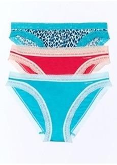 Calvin Klein Flourish Modal Bikini