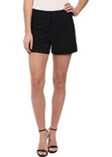Calvin Klein Geo Eyelet Shorts