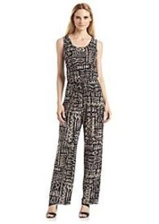 Calvin Klein Geo Print Jumpsuit