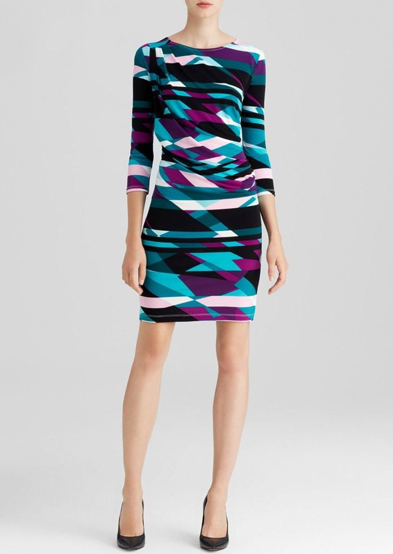 Calvin Klein Geometric Print Dress