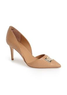 Calvin Klein 'Gerica' d'Orsay Pointy Toe Pump (Women)