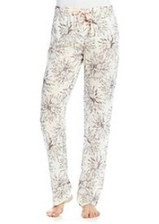 Calvin Klein Graffiti Floral Sleep Pants