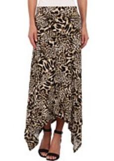 Calvin Klein Handkerchief Skirt