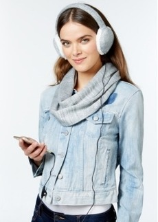 Calvin Klein Headphone Earmuffs & Infinity Loop Set