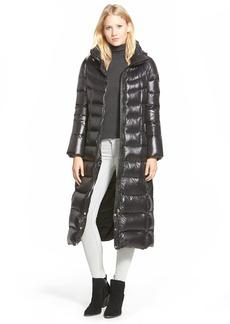 Calvin Klein Hooded Long Down Coat