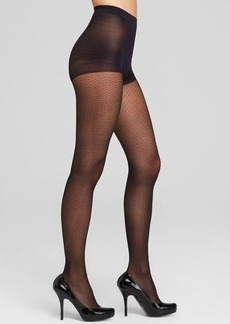 Calvin Klein Hosiery Tights - Block Sheer Control Top #1750K76