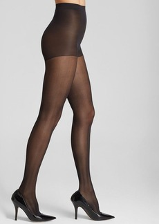 Calvin Klein Hosiery Tights - Satin Rib with Control Top #1750A65
