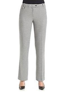 Calvin Klein Houndstooth Novelty Pants
