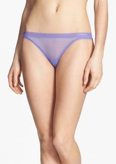 Calvin Klein 'Icon' String Bikini