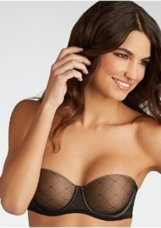 Calvin Klein Illusion Customized Lift Strapless Push-Up Bra