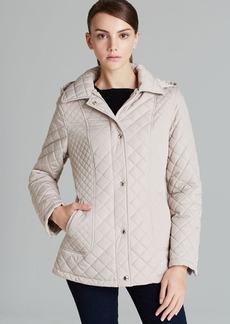 Calvin Klein Jacket - Snap Front Quilt