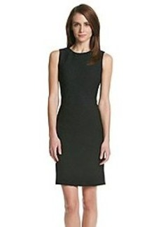 Calvin Klein Jaquard Sheath Dress