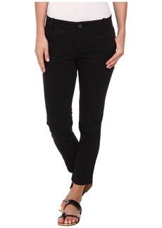 Calvin Klein Jeans Abbreviated Crop Straight Leg Pant