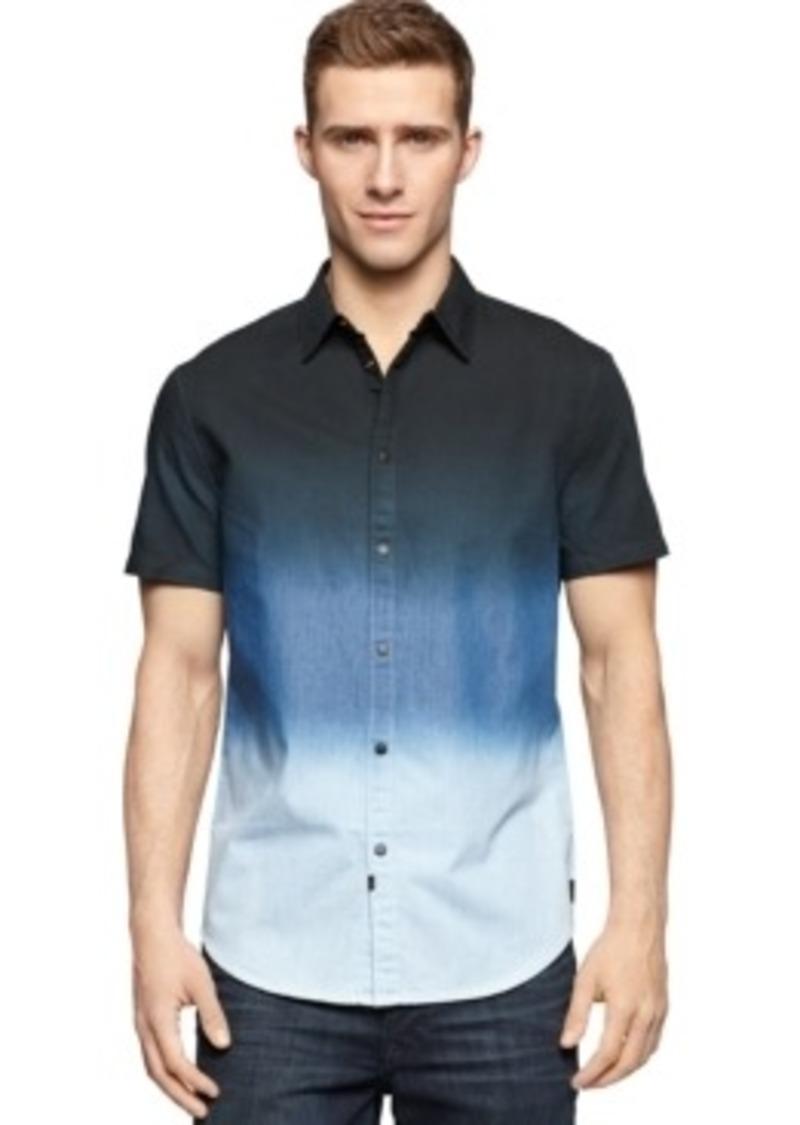 Calvin Klein Calvin Klein Jeans Black Wave Shirt Casual