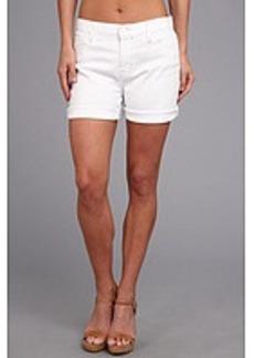 Calvin Klein Jeans Casper Boyfriend Short in White