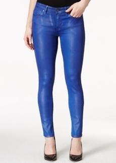Calvin Klein Jeans Coated Skinny Leggings