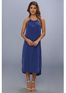 Calvin Klein Jeans Cross Back Halter Dress