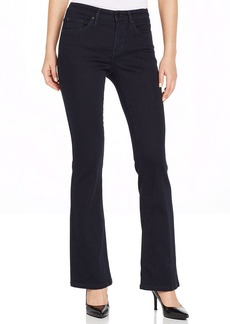 Calvin Klein Jeans Curvy-Fit Bootcut Jeans, Resin Rinse Wash