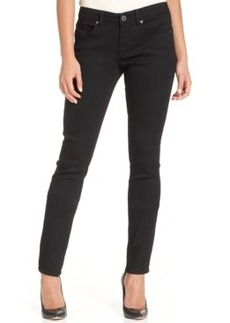 Calvin Klein Jeans Curvy-Fit Skinny Jeans, Black Wash