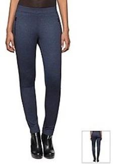 Calvin Klein Jeans® Denim-Panelled Ponte Pants