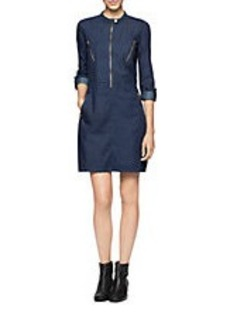 CALVIN KLEIN JEANS Denim Utility Dress