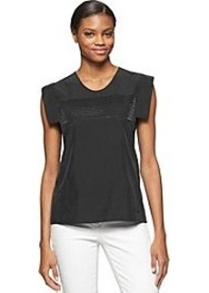 Calvin Klein Jeans® Embellished Square Tee