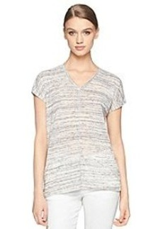 Calvin Klein Jeans Extended Sleeve V-Neck Tee