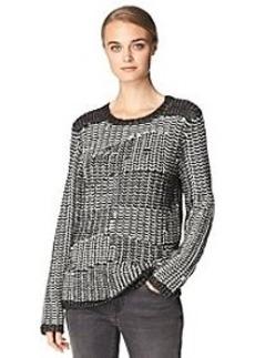 Calvin Klein Jeans® Float Stitch Pullover Sweater