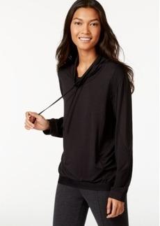 Calvin Klein Jeans Funnel-Neck Long-Sleeve Sweatshirt