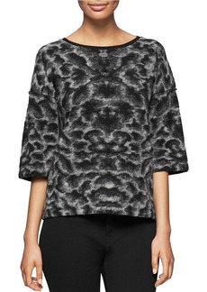 CALVIN KLEIN JEANS Jacquard Sweater