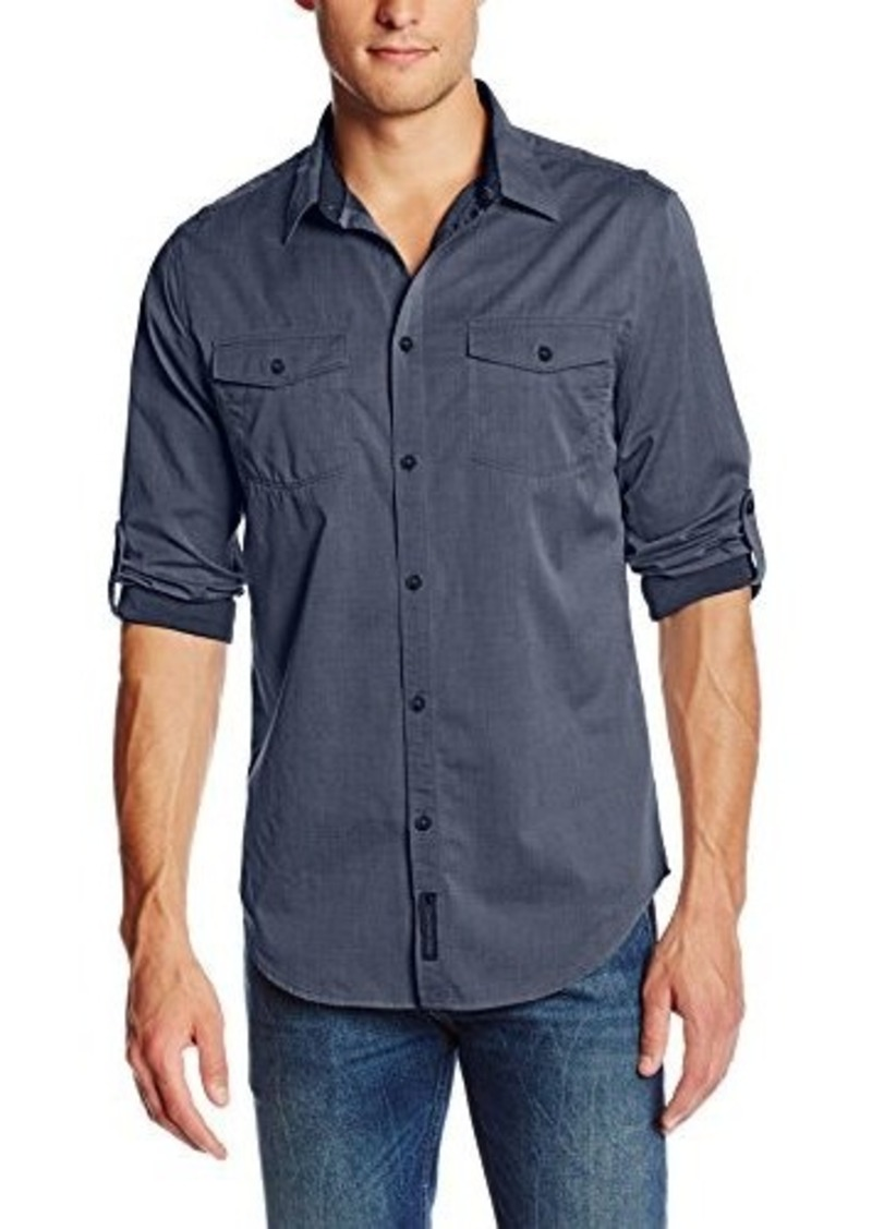 Calvin Klein Calvin Klein Jeans Men 39 S Long Sleeve Basic