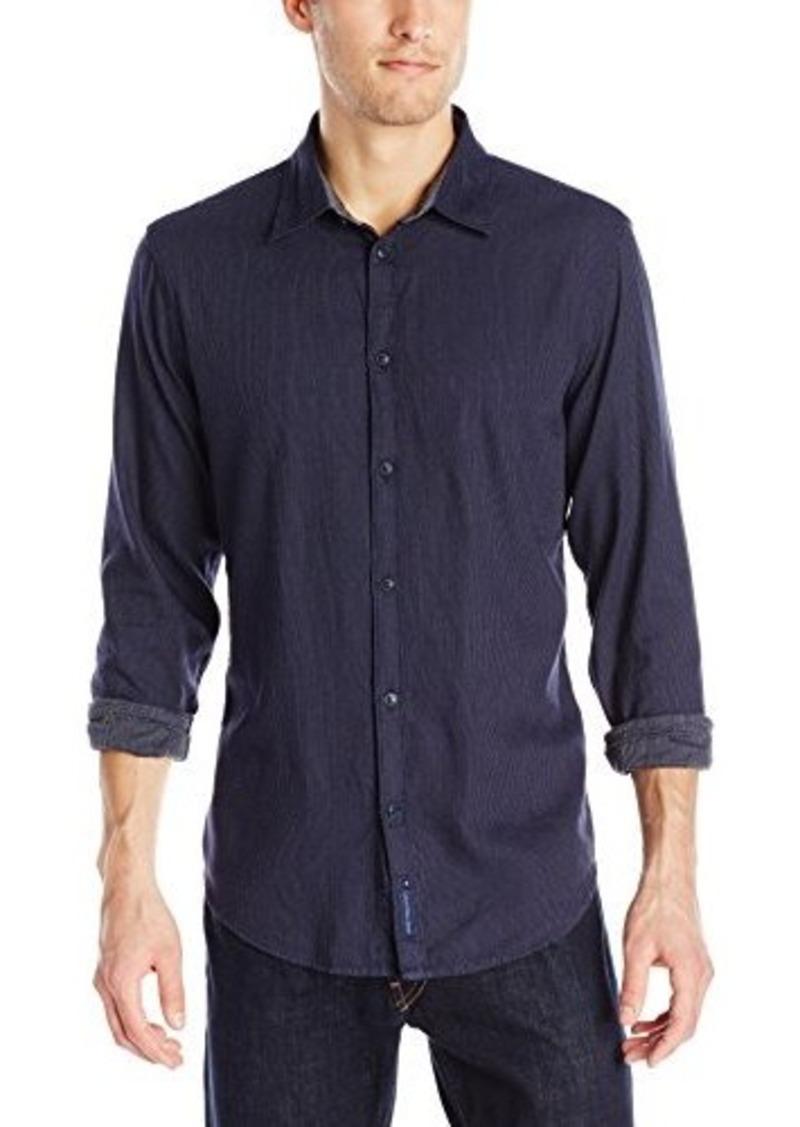 Calvin Klein Calvin Klein Jeans Men 39 S Woven Button Front