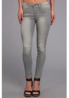 Calvin Klein Jeans Mid Rise Ankle Skinny in Soft Grey