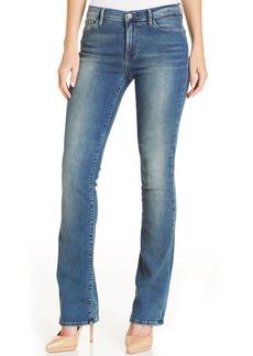 Calvin Klein Jeans Modern Bootcut Jeans, Blue Camel Wash