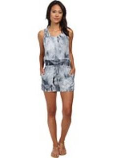 Calvin Klein Jeans Patch Front Romper