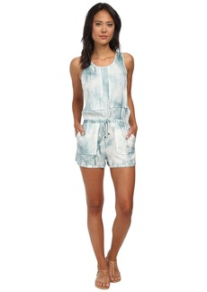 Calvin Klein Jeans Patch Front Romper