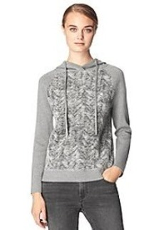 Calvin Klein Jeans® Plush Pullover Hoodie