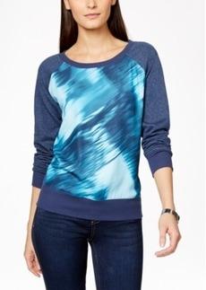 Calvin Klein Jeans Printed Pullover Sweatshirt