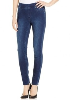 Calvin Klein Jeans Pull-On Jeggings, Midnight Wash